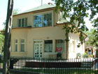 Villa Kornelia.  Accommodation in Siofok close to Balaton. Barbecue, terrace, closed parking