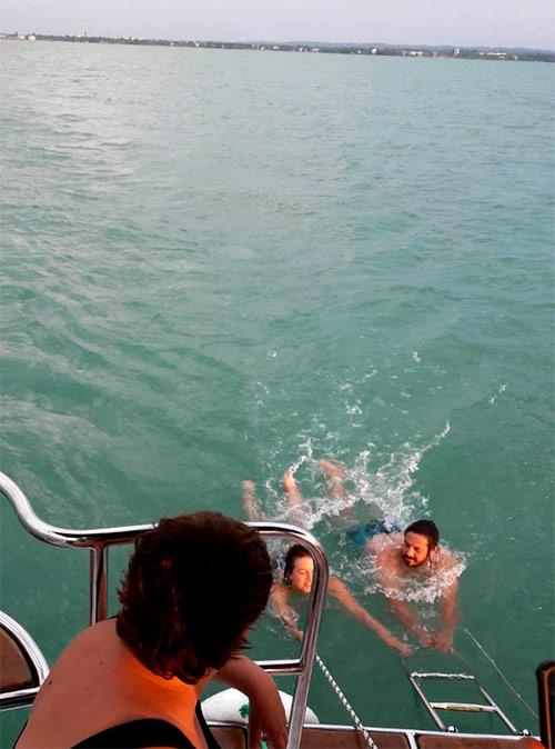 Аренда парусной яхты. Катание на яхте по Балатону. Отдых и развлечения в Венгрии